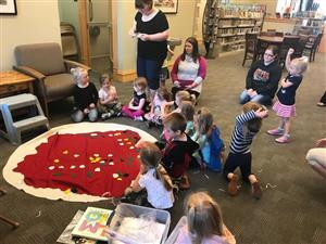 preschool at the library